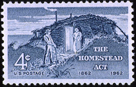 The Homestead Act of 1862 – Walvoord History com