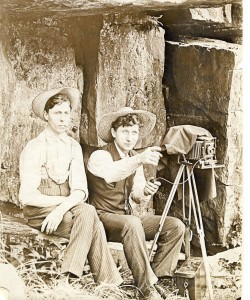 Andrew Toutenhoofd and Henry E. Walvoord.  Henry was an avid photograhper as was Andrew.