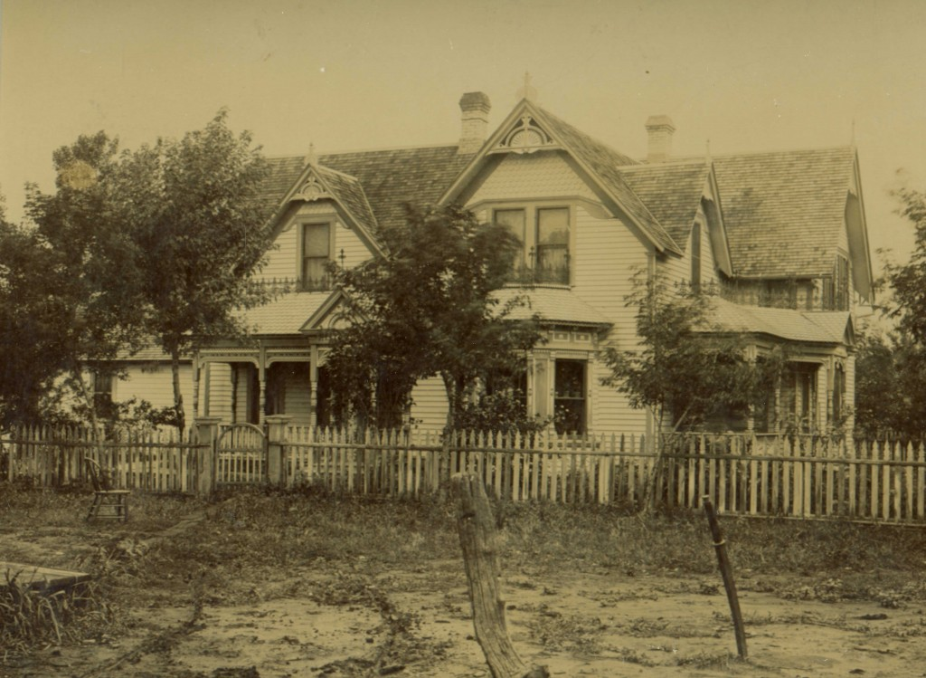 William O. Walvoord's house in Holland, Nebraska