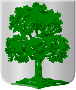 Coat of Arms of Aalten, Gelderland, Netherlands